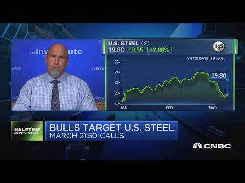 Traders Spot Strong Buying In This Steel Stock