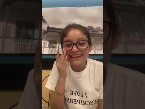 Karol Sevilla En Instagram Live El 13/06/2018