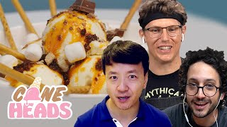 Homemade Ice Cream 101 with Mike Chen, Mythical Chef Josh, and Alex French Guy Cooking | Coneheads