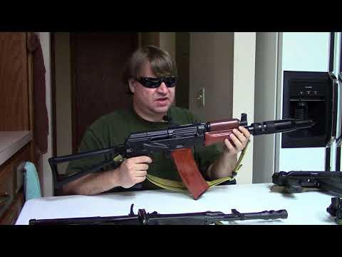 Stubby Gun Of Many Names, AKS74U - AK History Part V
