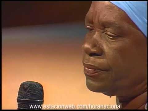 Música Ecuatoriana - Rosa Huila y la voz del Niño Dios - ¨ Alabao ¨