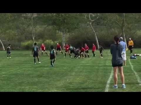 Aden Chen's soccer