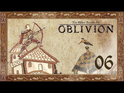 Let's Play Oblivion (Modded) - 06 - The Secret Stash