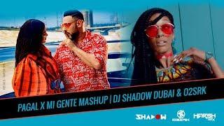 Paagal X Mi Gente Mashup DJ Shadow Dubai O2SRK Mp3 Song Download