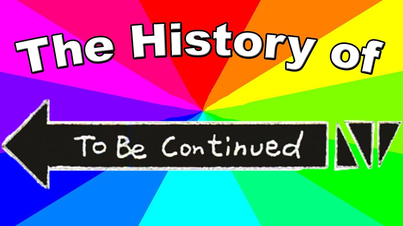 What Are To Be Continued Memes The History And Origin Of The Jojos
