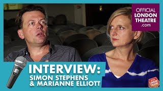 Interview: Simon Stephens & Marianne Elliott