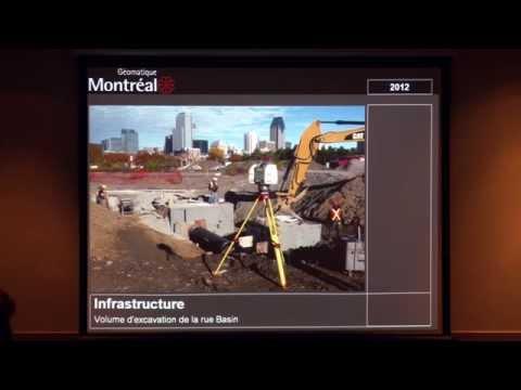 Géomatique 2015_VT_Le LiDAR pour la gestion du territoire à la Ville de Montréal