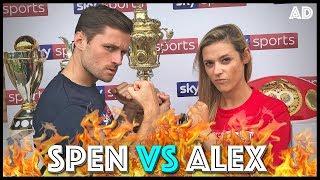 SPENCER VS ALEX - EPIC SPORTS DAY!