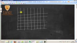 Coordenadas básicas Matemáticas 6º Primaria Academia Usero