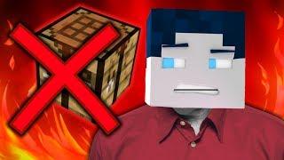 Minecraft OHNE Crafting Table durchspielen #1