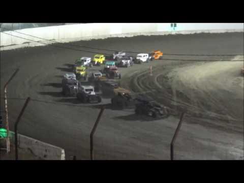 Barona Speedway 5-20-17 Dwarf Main Event