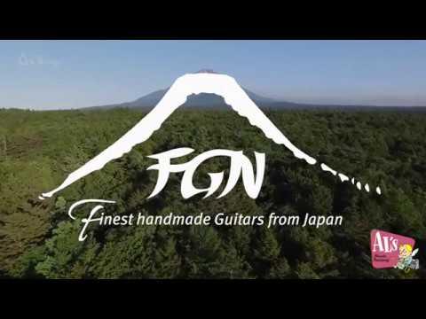 FGN GUITARS   FUJIGEN JAPAN   Al´s Music Factory Distribuidor Exclusivo en Asturias  Spain