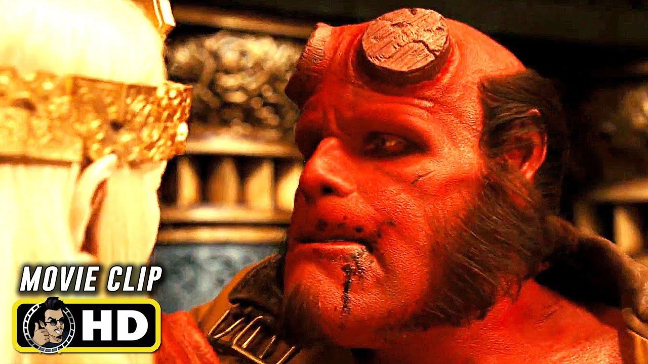Download HELLBOY II (2008) Final Fight - Hellboy Vs. Nuada [HD]