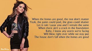Download lagu Maren Morris - The Bones [Lyrics]