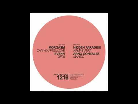 Morgasm - Can You Feel Love (Enjoy! 1216 - 2020)