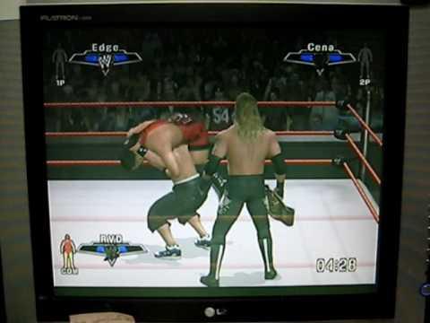 WWE - John Cena vs Edge Summerslam 2006 Promo SVR 2007 STYLE