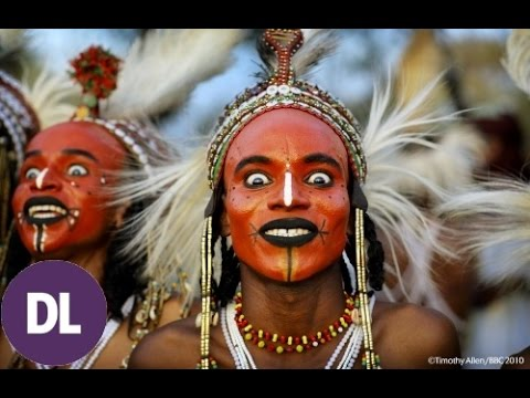 Odisseia Tribal  Os Wodaabe  Full Documentary