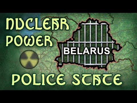 Belarus: Nuclear Power Police State