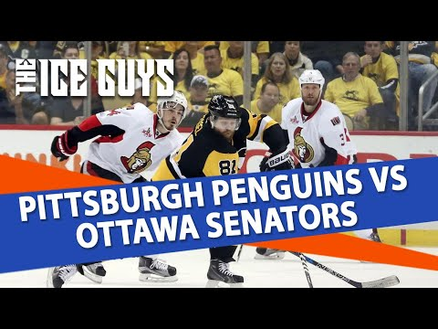 NHL Free Picks | Pittsburgh Penguins vs Ottawa Senators | Ice Guys
