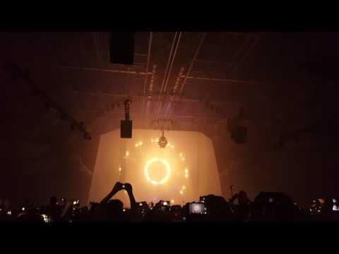 HD Qlimax 2016 transformation  when the curtain opens