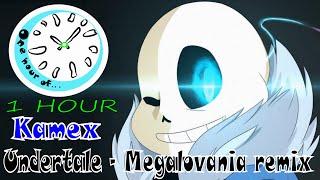 Скачать Undertale Megalovania Remix By Kamex 1 Hour One Hour Of