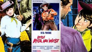 Robby Poitevin - Little Rita nel West Seq. 22 (Django Theme)