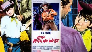 Robby Poitevin - Little Rita nel West Seq. 22 (Django Theme)