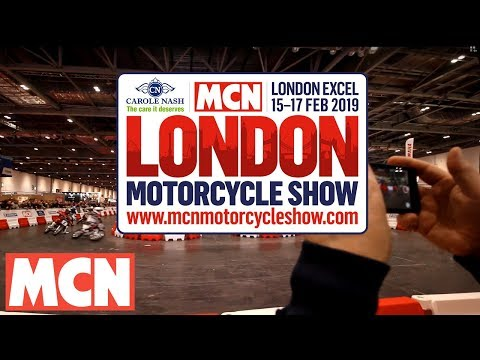 Carole Nash MCN London Motorcycle Show 2019 | Motorcyclenews.com
