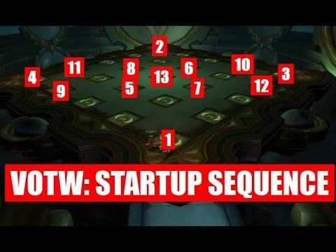 🔝 BEST POV - Startup Sequence - Vault of The Wardens - Legion World Quest Kirin Tor