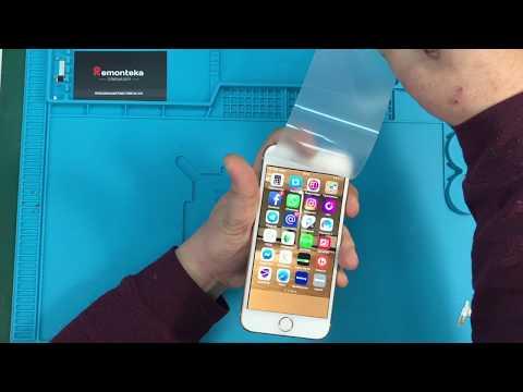 Как заменить стекло на iPhone 8 / How to replace iPhone 8 LCD Glass Screen