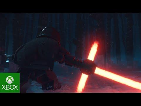 LEGO® Star Wars™: The Force Awakens Announce Trailer