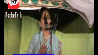 Dr. Nuzhat Anjum Latest Azamgarh Mushaira 2014