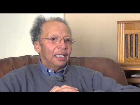 Walter Dean Myers discusses Monster
