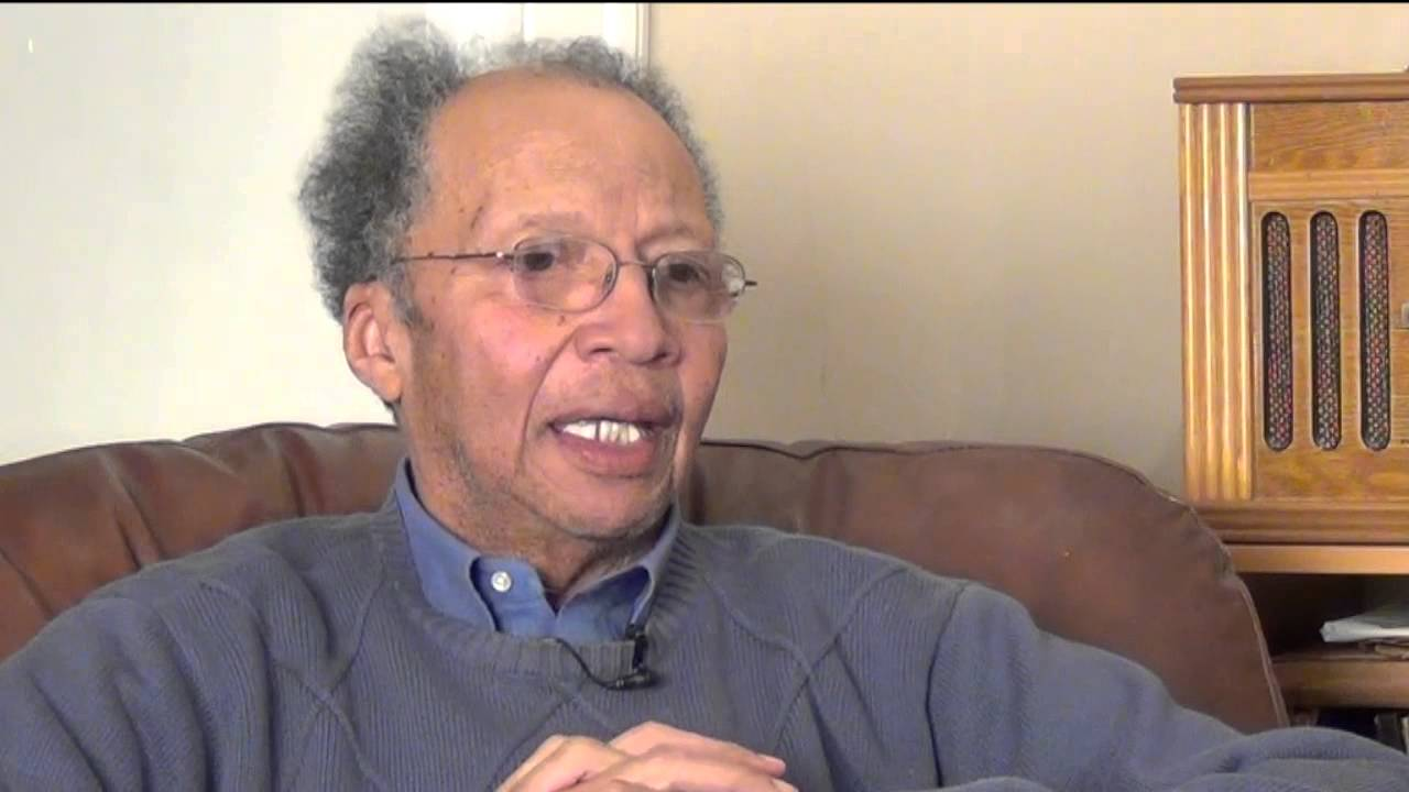 Walter Dean Myers discusses Monster - YouTube