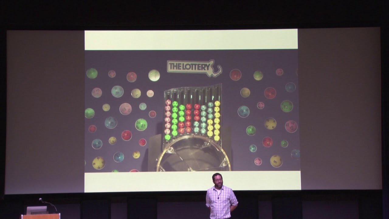 How to Use Math to Get Rich in the Lottery* - Jordan Ellenberg (Wisconsin–Madison)