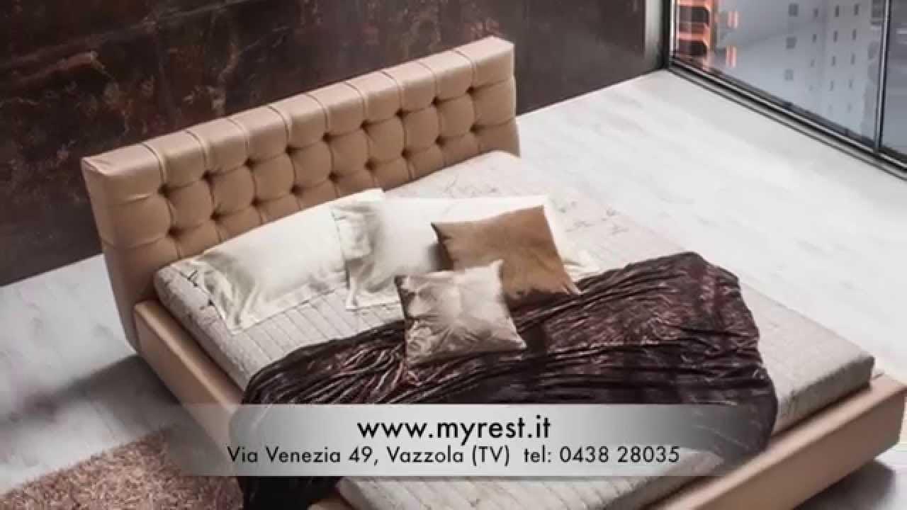 artemide - letti imbottiti capitonné | myrest - Letti Imbottiti Treviso