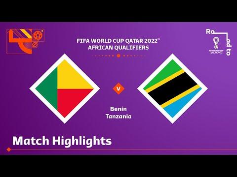 Benin Tanzania Goals And Highlights
