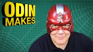 Odin Makes: Red Guardian's Helmet from the Black Widow movie