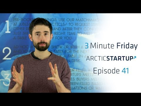 3 Minute Friday, Episode 41