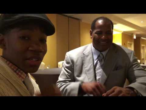 The Dapper Nerd interviews NFL Hall of Famer Richard Dent