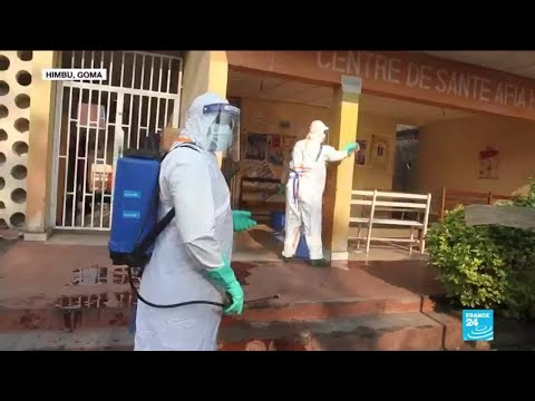 Authorities urge calm after first patient diagnosed with Ebola in Congolese city of Goma dies