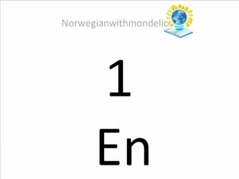 Norsk nummer