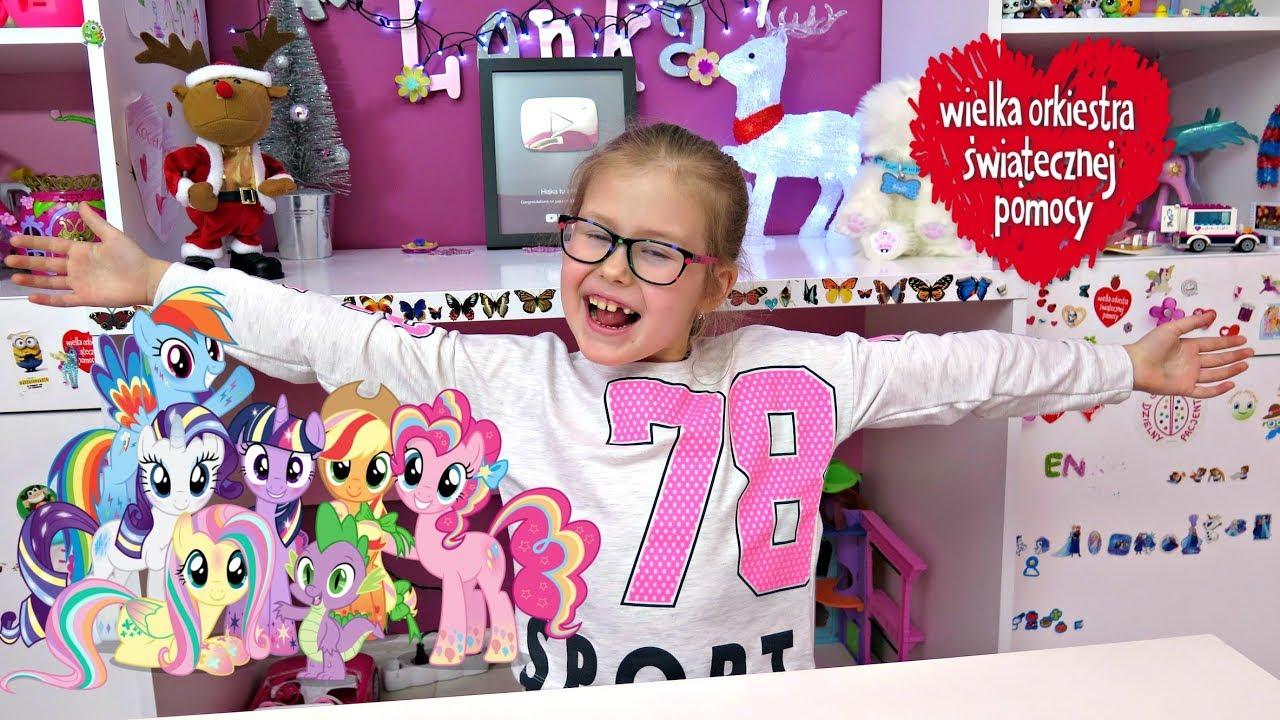 Gram w My Little Pony Rainbow Runners  – Jutro WOŚP pomagajmy :)