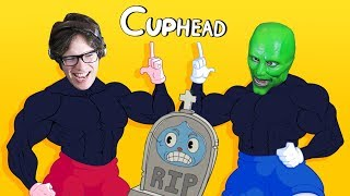 BOSS SMASHING DUO | 2 Player Cuphead #2