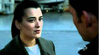 """Ziva confronts Ray - NCIS """"9x13 A Desperate Man"""""""