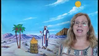 Abraão e Isaque - Ministério infantil