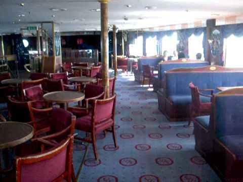 Stora baren ombord på Birger Jarl