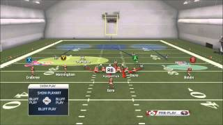 madden 25 dt a gap from hell unslideable 4 3 over plus mike 3 seam