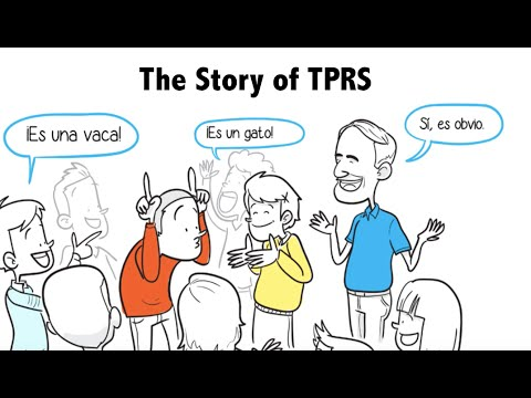 The Story of TPRS and Blaine Ray