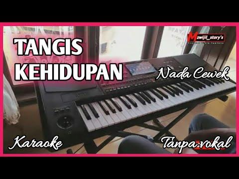 Tangis Kehidupan - Yunita Ababil- Karaoke Dangdut - [Vidio lirik] - #MUHAMADSIDIKKORG